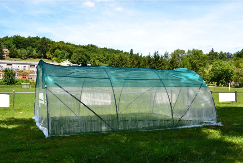 Kit filet d\'ombrage 45% vert pour serre de jardin - WWW.CASADO-EN ...