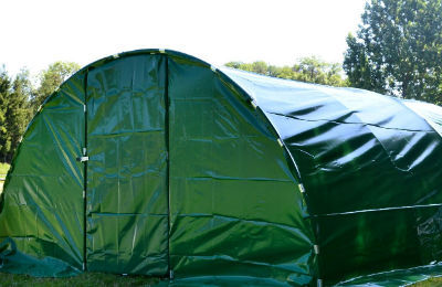 abri tunnel de jardin mini 4 50m porte simple www casado en ligne fr. Black Bedroom Furniture Sets. Home Design Ideas