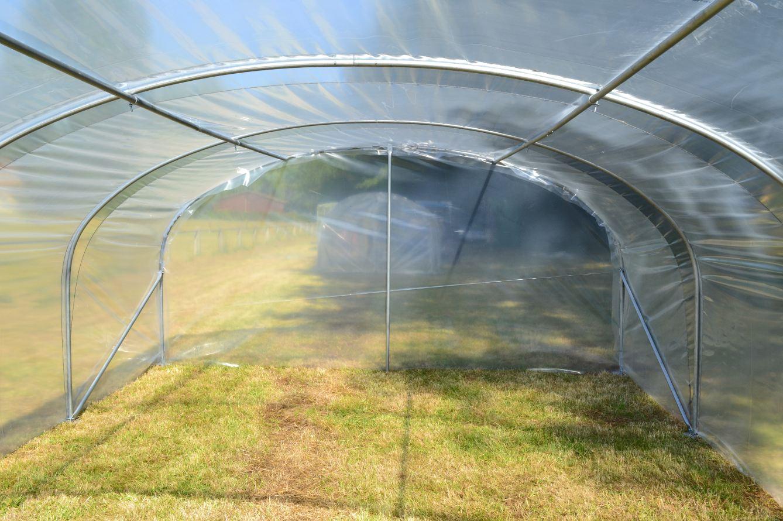 Serre de jardin minimax 4m porte double www casado en for Agencement jardin en ligne